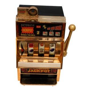 Mid-Century Vintage Slot Machine
