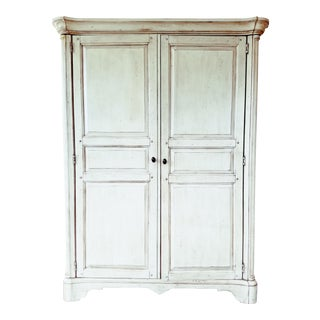 Alabaster North Park Armoire