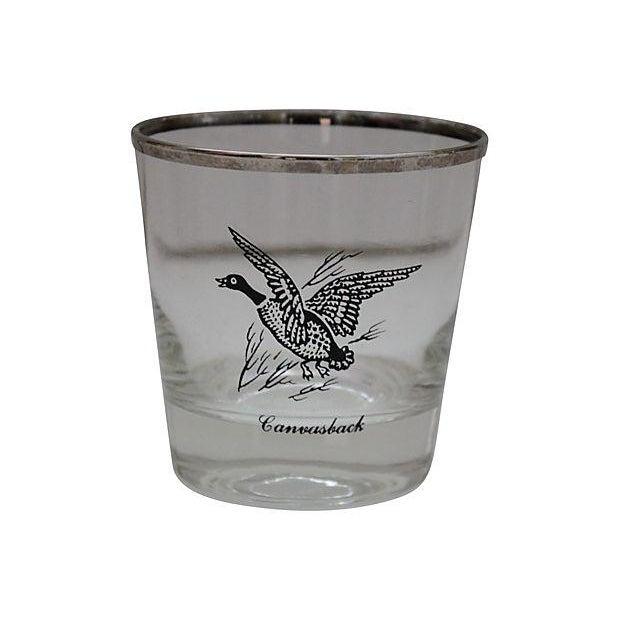 Sportsman Game Bird Bar Glass Set - 21 Pcs. - Image 5 of 5