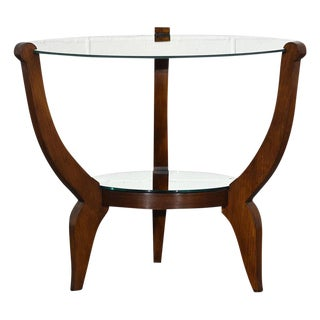French Art Deco-style Side Table
