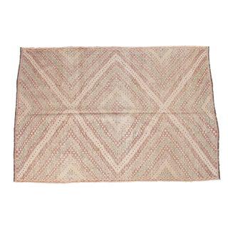 "Vintage Jijim Carpet - 6'3"" X 8'10"""