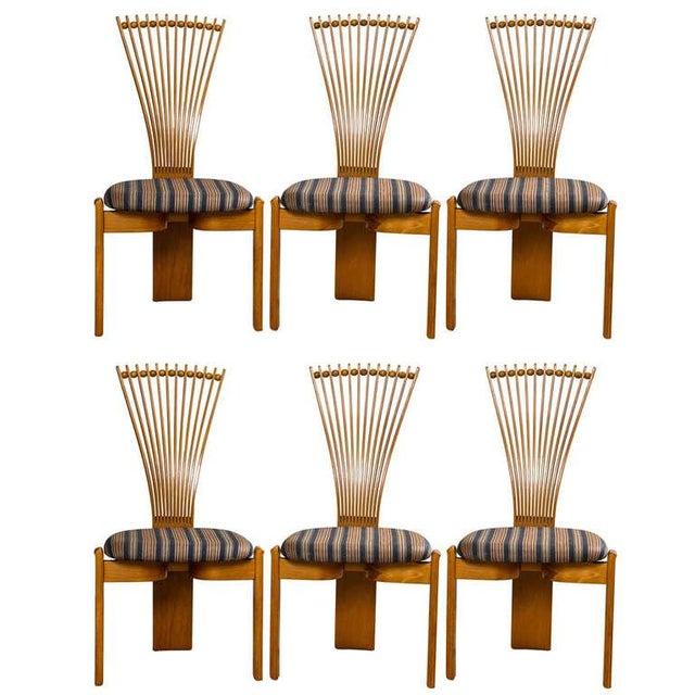 Polycraft Fan Back Side Chairs - Set of 6 - Image 1 of 9