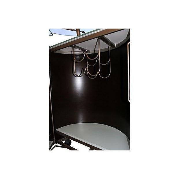 Modern Expanding Bar Cabinet - Image 5 of 5