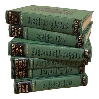 Hard Cover Short Stories Books - Set of 6