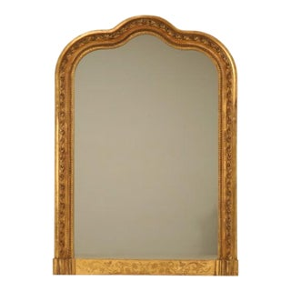 Antique French Gilded Mirror, circa 1800s