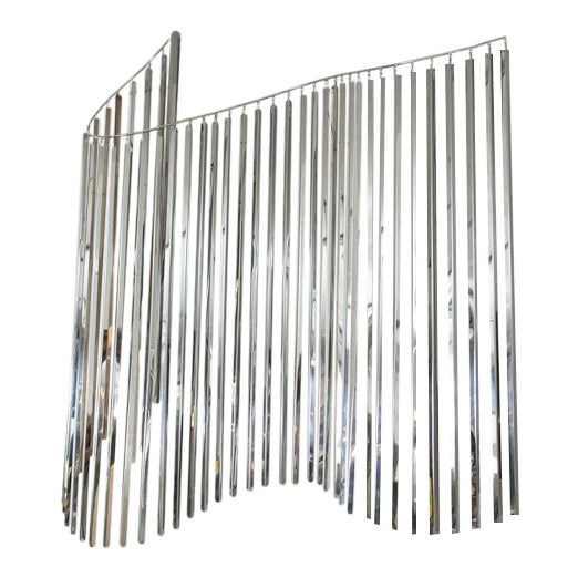 Curtis Jere Silver Kinetic Wall Hanging - Image 1 of 8