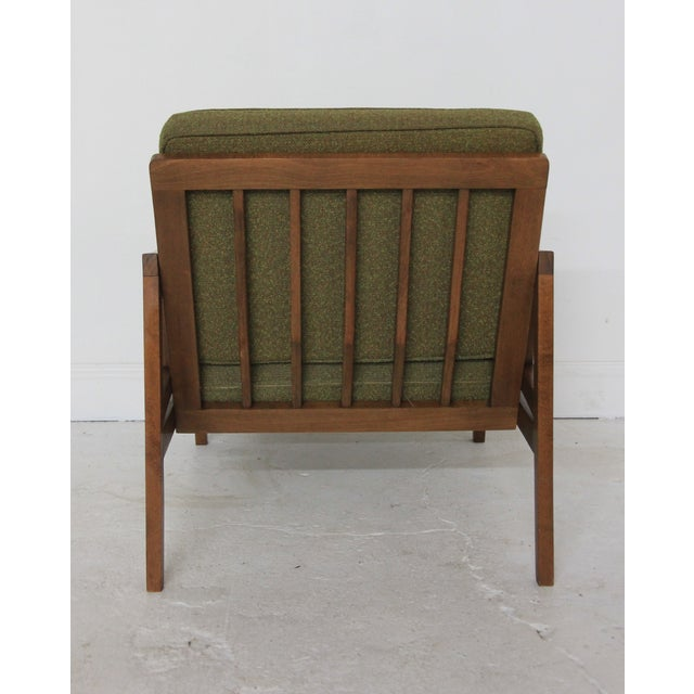 Image of Vintage Mid Century Modern Lounge Chair