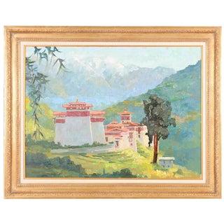 Tonza Tzong Monastery by Peter Adams