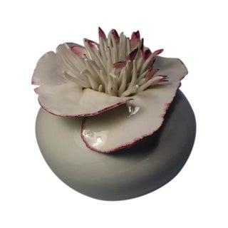 Pascaline Jourdain Porcelaine Vase Gorgones