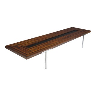 Santos Rosewood Coffee Table