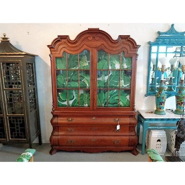 Dorothy Draper China Cabinet - Image 8 of 8