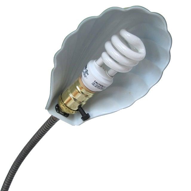 Retro Gooseneck Lamps - A Pair - Image 5 of 5