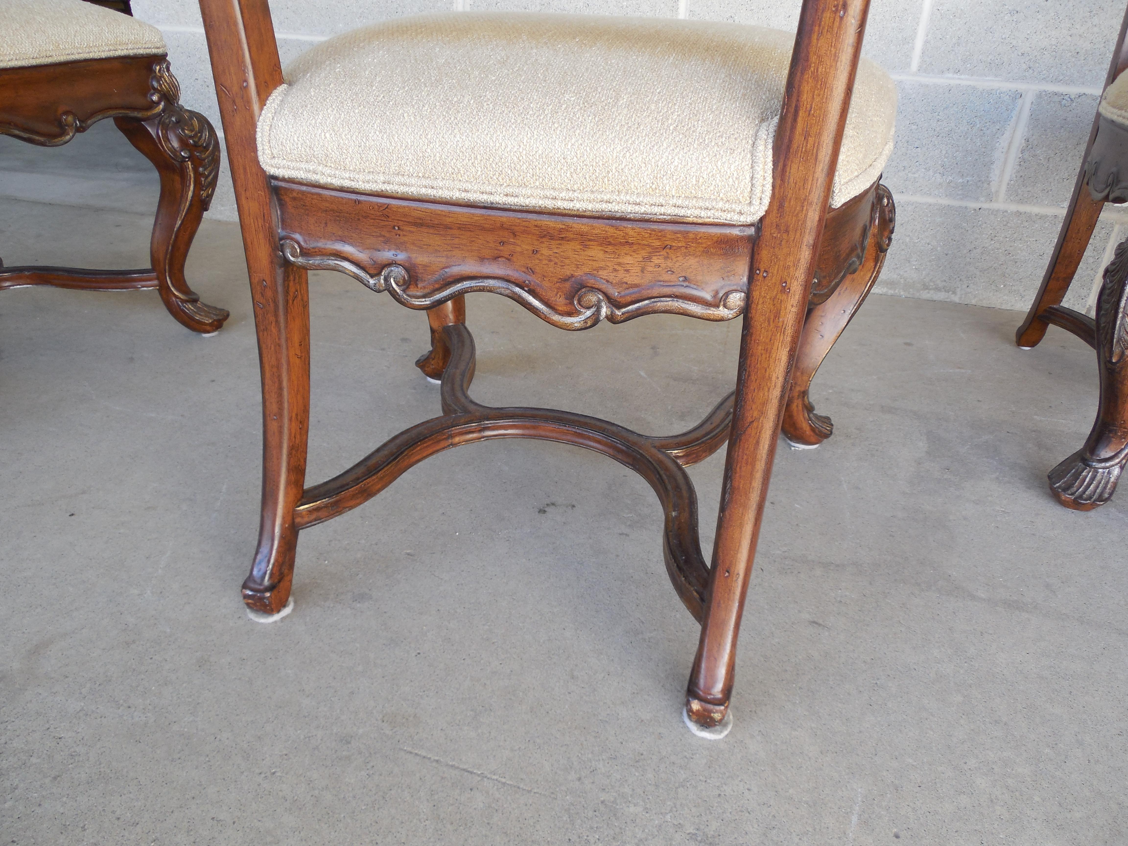 Ferguson Copeland Venetian Side Chairs   Set Of 4   Image 8 Of 9