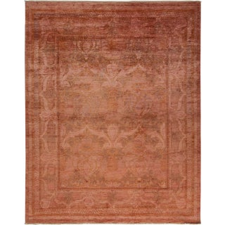 "Vibrance, Hand Knotted Area Rug - 7' 10"" X 9' 9"""