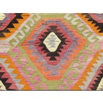 Image of Vintage Turkish Kilim Rug- 5′9″ × 8′5″