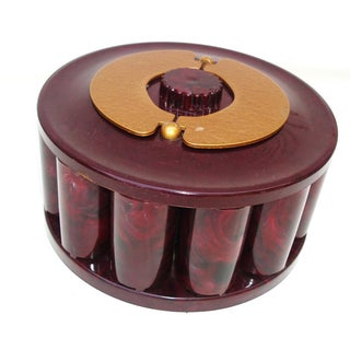 Poker Chip Holder Round Carousel Game Station
