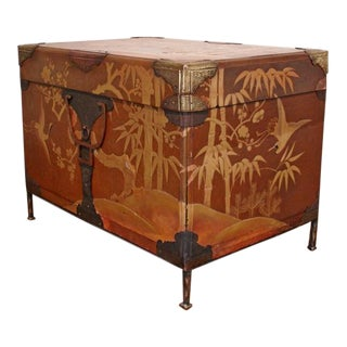 A Japanese Lacquer Chest