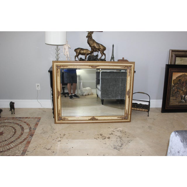 Antique FrenchCarved Gilt Mirror - Image 6 of 11