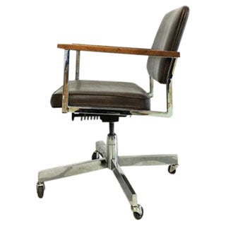 Mid-Century Chair Industrial Office Chair
