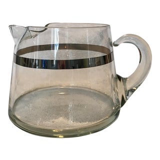 Vintage Dorothy Thorpe Cocktail Pitcher