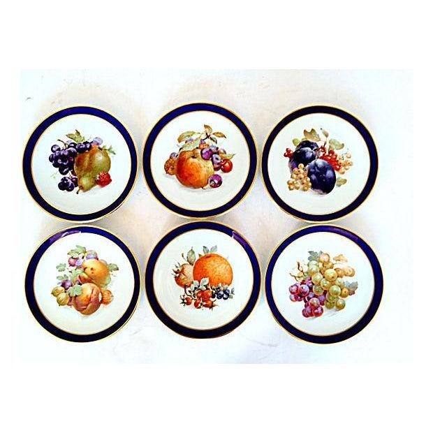 Schumann Of Bavaria Desert Plates Set Of 6 Chairish