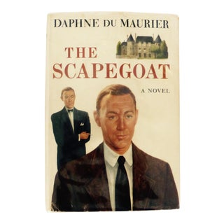 'The Scapegoat' Mystery Novel