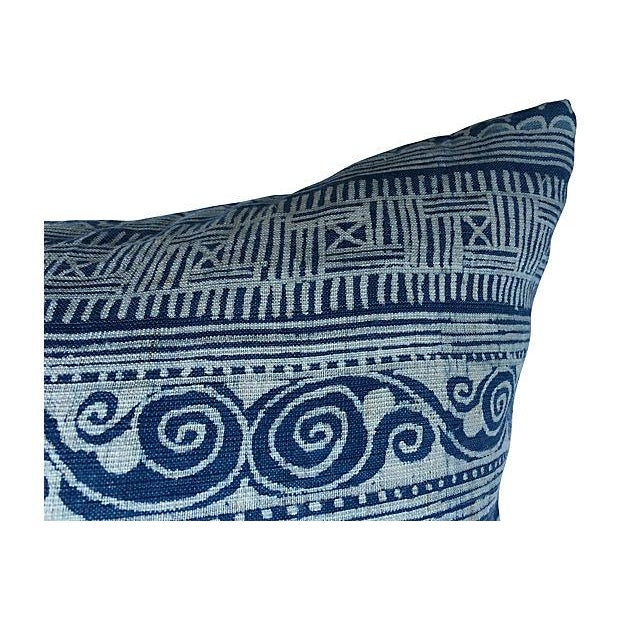 Batik Textile Pillow - Image 2 of 6