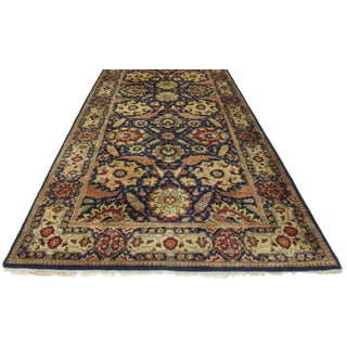Gallery-Size Persian Style Runner - 6′ × 24′5″