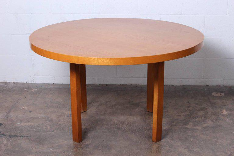 Alvar Aalto Table And Stools   Image 9 Of 10