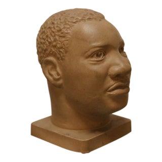 Small Martin Luther King Jr. Bust Sculpture