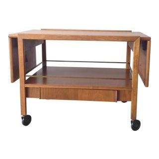 Drexel Parallel Bar Cart
