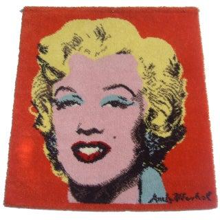 Andy Warhol Marilyn Monroe Rug - 2′8″ × 2′10″