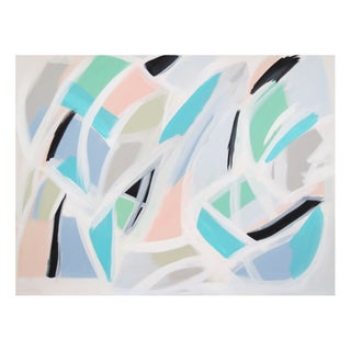 "Original Abstract Painting ""A Formal Affair"""
