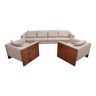 Milo Baughman Case Sofa Set