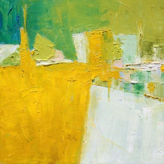 Contemporary Modern Abstract Original Oil Painting