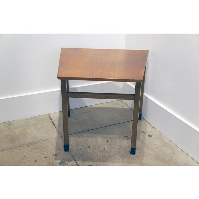 Edward Wormley for Dunbar Side table - Image 2 of 9