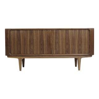 Walnut Danish Credenza by Bernhard Pedersen