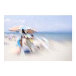 "Cheryl Maeder ""Beach Series XIII"" Photographic Watercolor Print"
