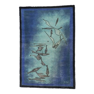 Paul Klee Art Rug by Ege Axminster - 4′7″ × 6′7″