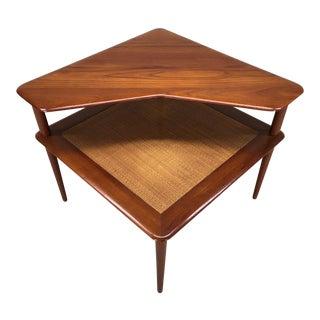 Minerva Corner Table by Peter Hvidt & Orla Mølgaard Nielsen France & Son