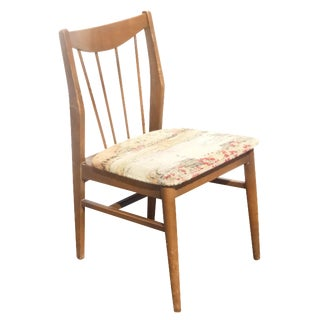 Vintage Hooker Danish Modern Side Chair
