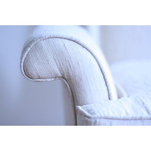 Italian Wingback Chair - Image 5 of 5
