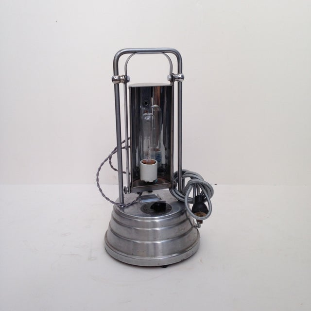 Sun Kraft Vintage 1940 Industrial Desk Lamp Chairish