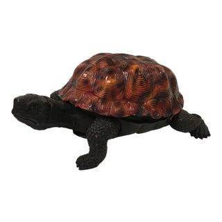 Bronze Finish Turtle Box