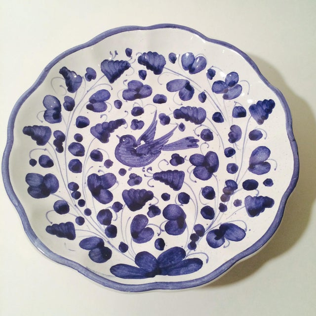 Image of Deruta Decorative Plate