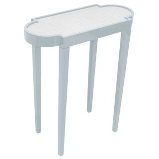 "Light Blue ""Tini Table"""