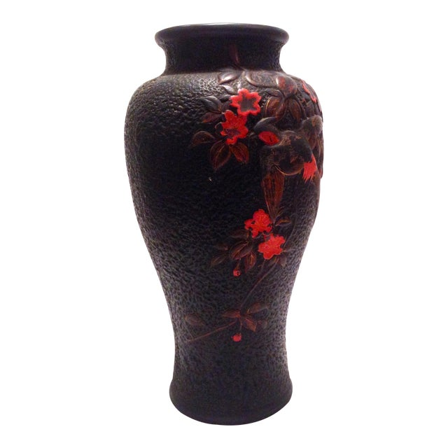 Japanese Tokanabe Ware Vase - Image 1 of 6