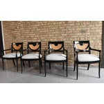 Image of Regency Dining Chairs - Set of 4