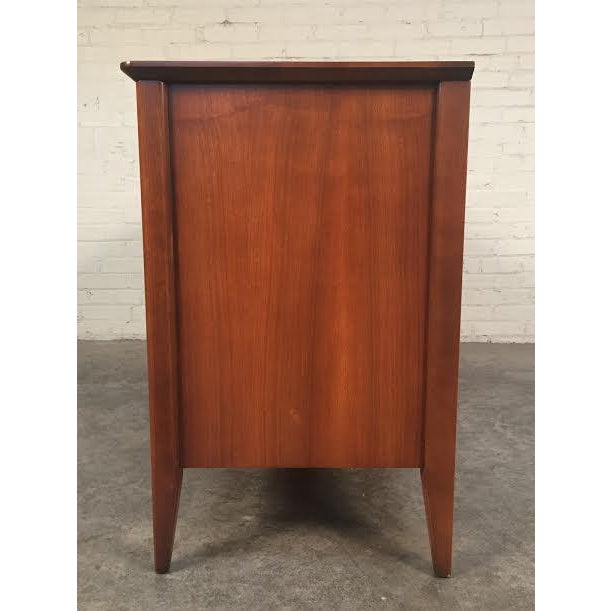 Stanley Mid-Century Modern Credenza - Image 5 of 11
