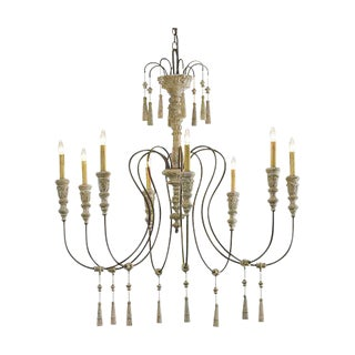 Mirella Eight-Light Chandelier